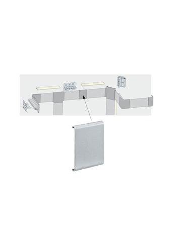 Paulmann LED - Streifen »Duo Profil Cover 4er Pack Alu matt, Kunststoff Alu matt, Kunststoff« kaufen