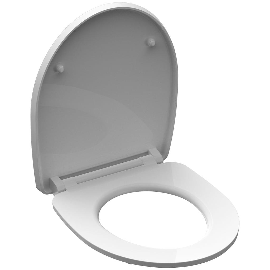 Schütte WC-Sitz »Magic Light«, mit Absenkautomatik