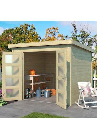 Outdoor Life Products Gartenhaus »Zambezi 3« kaufen