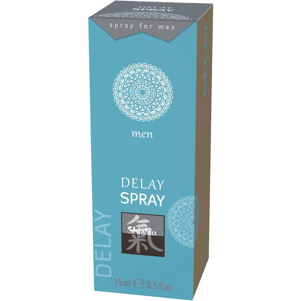 Shiatsu Intimpflege, Delay Spray