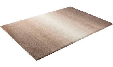 Trendline Teppich »Sunrise«, rechteckig, 20 mm Höhe, mit Farbverlauf, Wohnzimmer kaufen