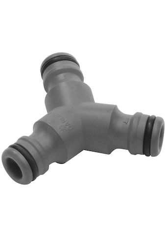 """GARDENA Y-Stück »02934-20«, Übergang 19 mm (3/4"""")- auf 13 mm (1/2"""") kaufen"""