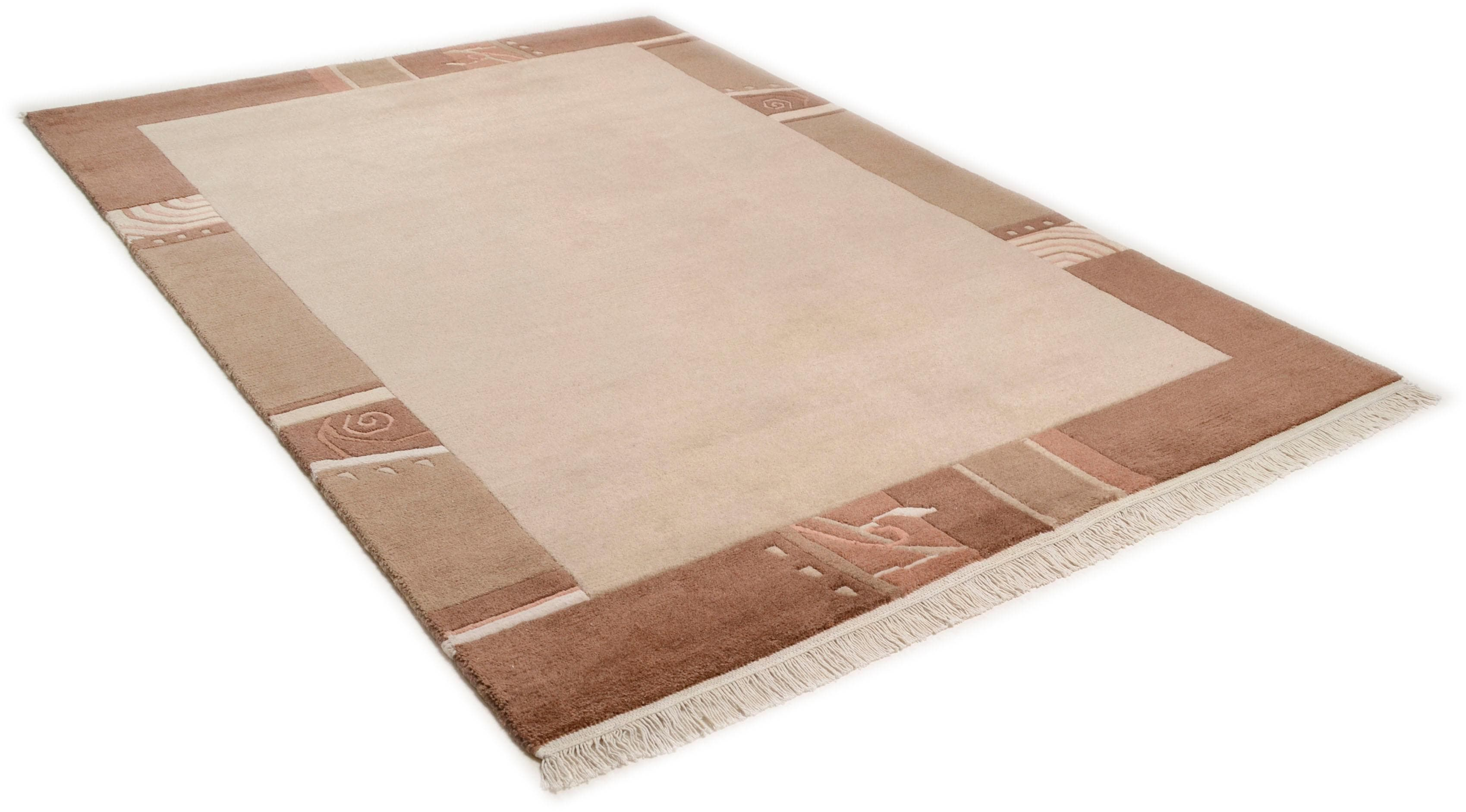 Teppich, »Sierra 12447«, THEKO, rechteckig, Höhe 14 mm, manuell geknüpft