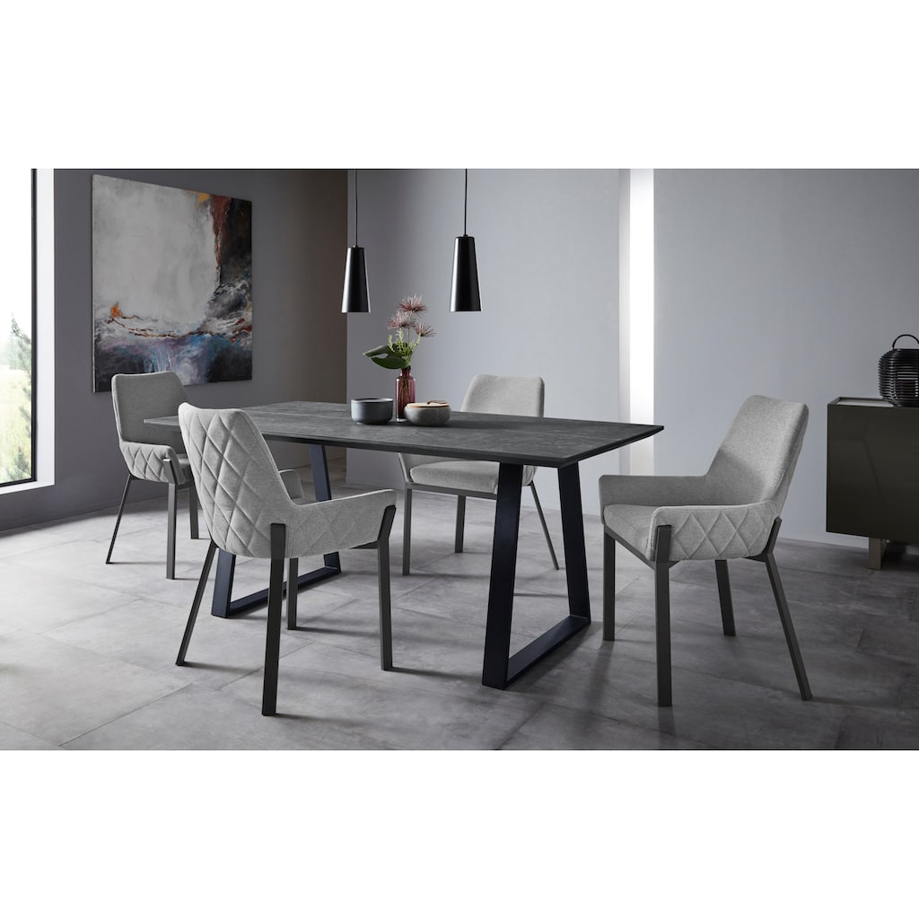 Places of Style Stuhl »Lome«, 2er-Set