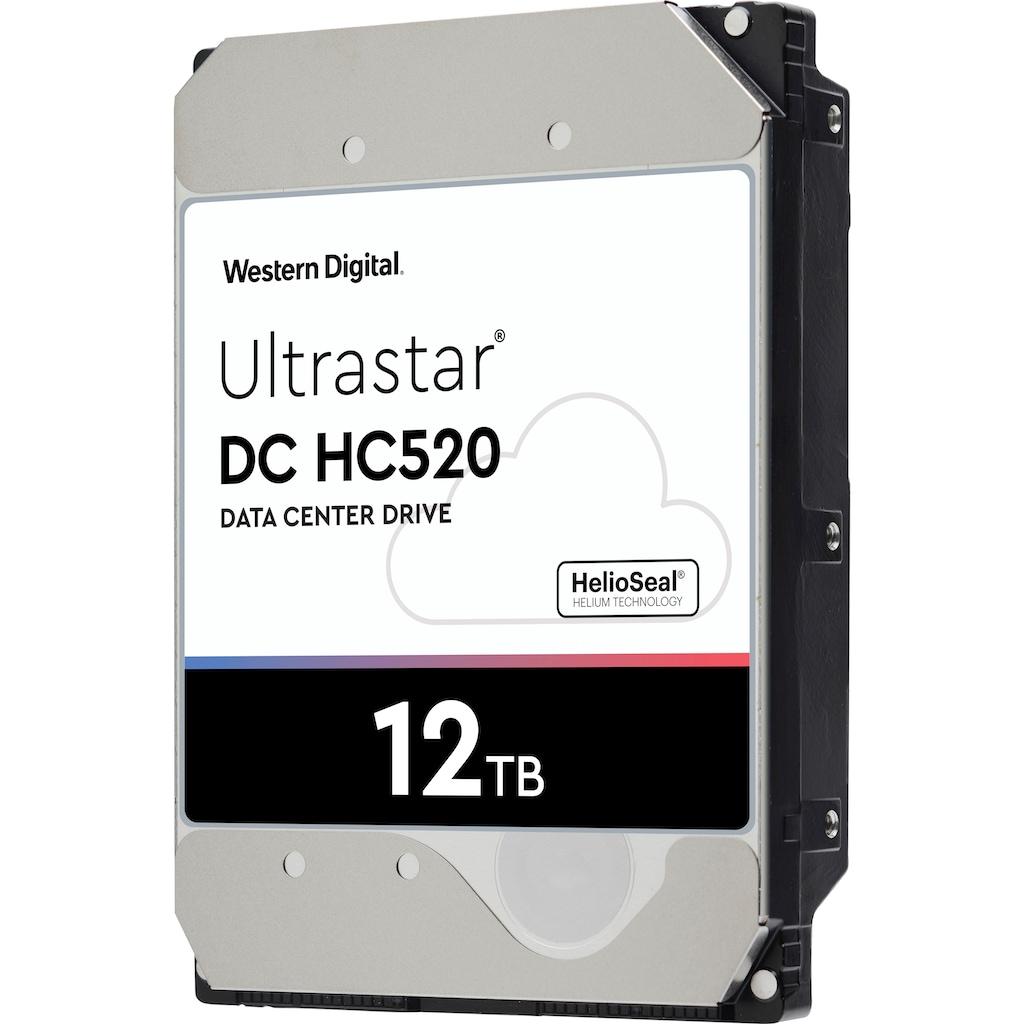 Western Digital HDD-Festplatte »Ultrastar DC HC520, 512e Format, SE«, Bulk
