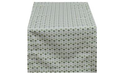 HOSSNER - HOMECOLLECTION Tischläufer »Horizonte«, (1 St.) kaufen