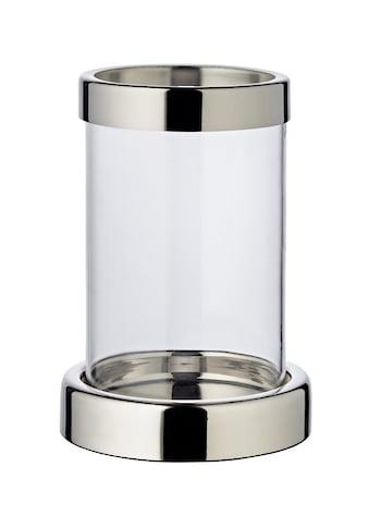 EDZARD Windlicht »Sanremo«, Kerzenhalter aus Glas, Kerzenleuchter für Stumpenkerzen,... kaufen