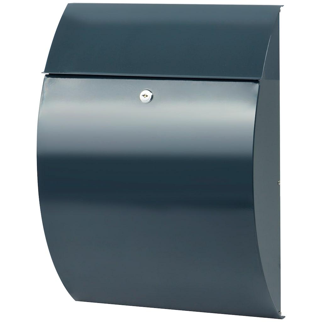 Burg Wächter Briefkasten »Riviera«, mit praktischem Kippdach