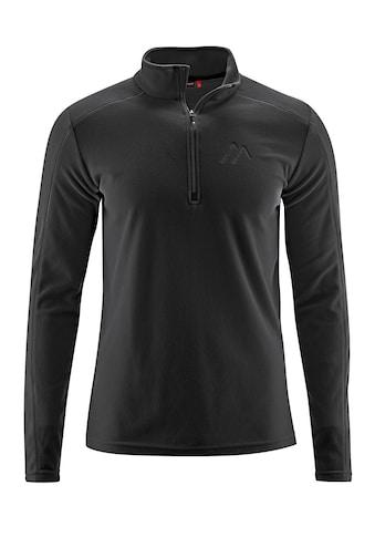 Maier Sports Langarmshirt »Dennis«, Für Outdoor, Ski und Wintersport kaufen