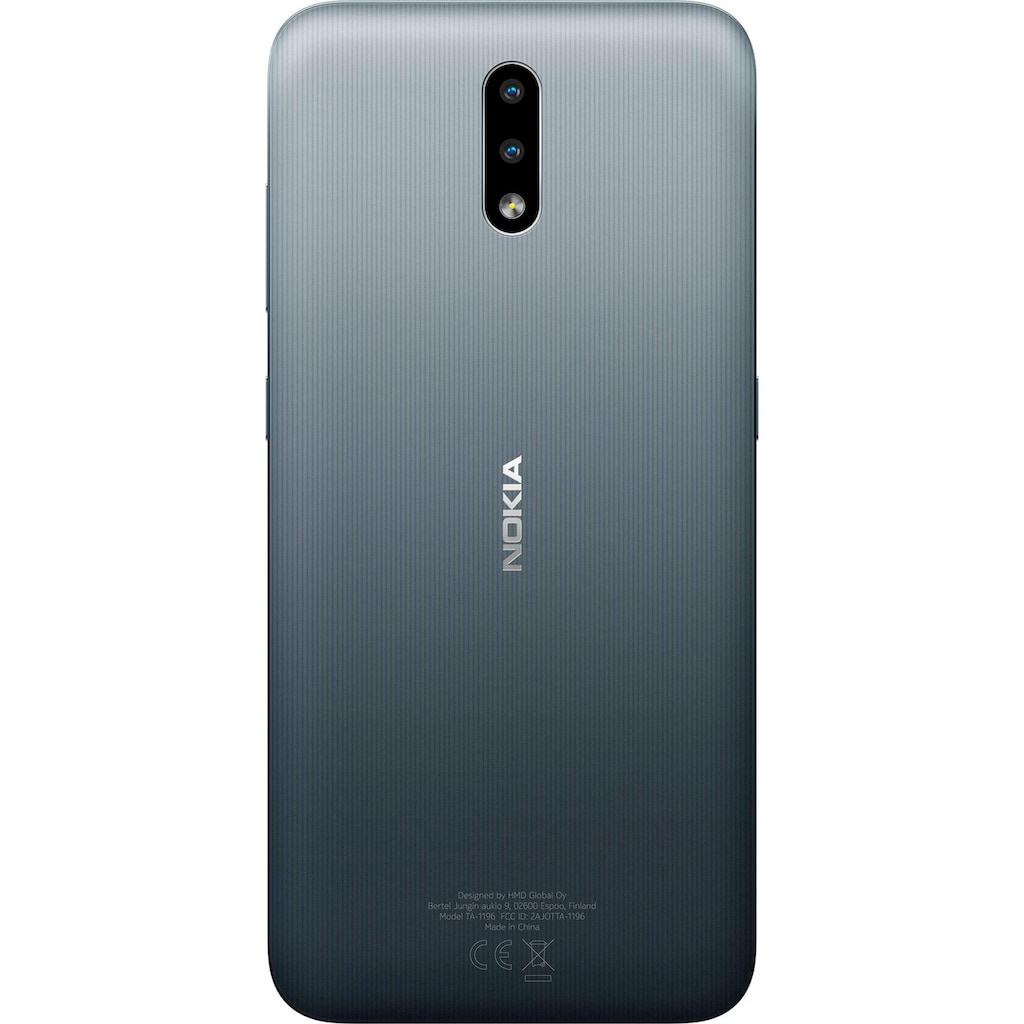 "Nokia Smartphone »2.3«, (15,7 cm/6,2 "" 32 GB Speicherplatz, 13 MP Kamera)"