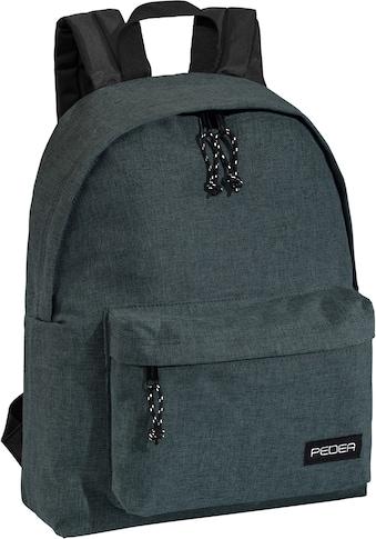 """PEDEA Notebooktasche »Rucksack 13,3"""" (33,8cm) """"Style""""« kaufen"""