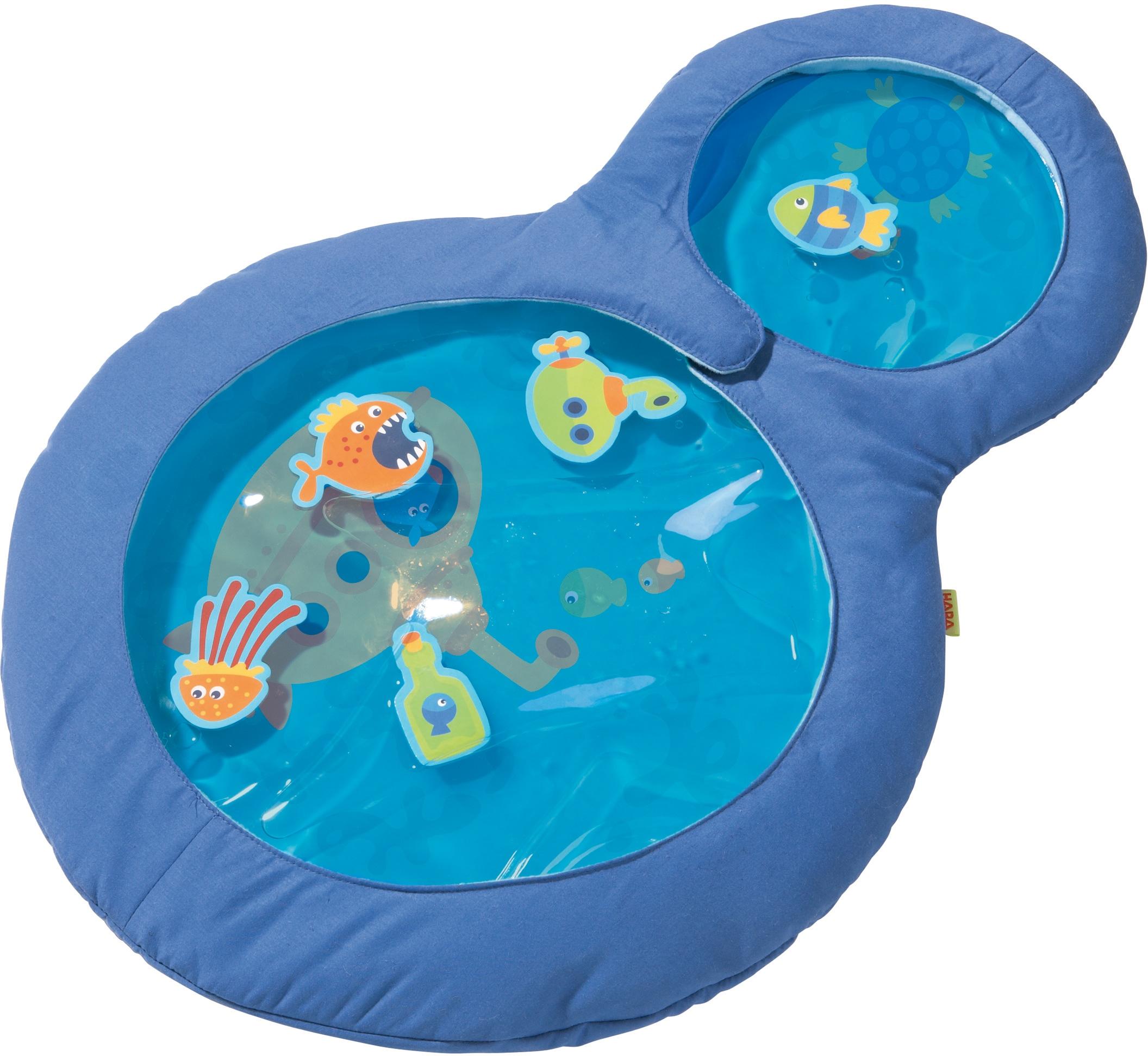 Haba Spielmatte, Kleine Taucher blau Kinder Lernspiele Lernspielzeug