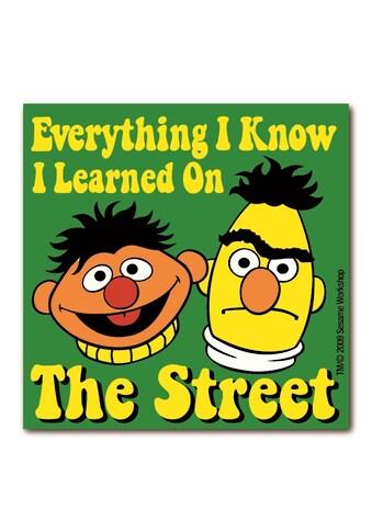 LOGOSHIRT Magnet mit kultiger Abbildung »Ernie und Bert« kaufen