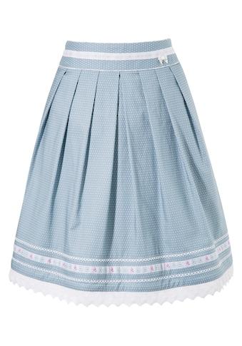 Marjo Trachtenrock mit gelegten Falten kaufen