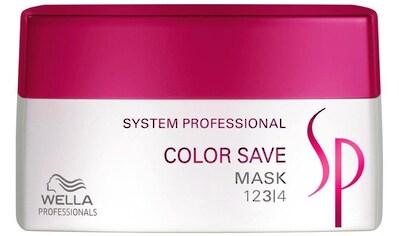 Wella Professionals Haarmaske »SP Color Save«, Farbschutz kaufen