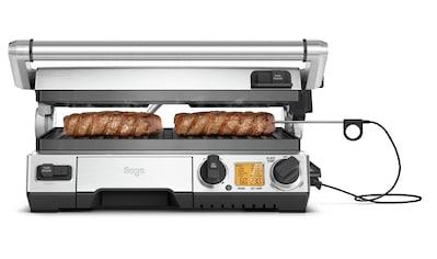 Sage Kontaktgrill the Smart Grill Pro, SGR840, 2400 Watt kaufen