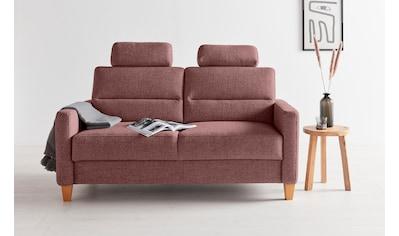 """OTTO products 2,5-Sitzer »Adella«, Stoffe aus recyceltem Polyester, passend zur """"Adella""""-Serie, Federkern kaufen"""