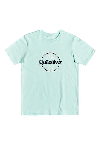 Quiksilver T - Shirt »Words Remain« kaufen