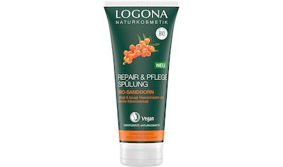 LOGONA Haarspülung »Logona Repair&Pflege Spülung Bio-Sanddorn« kaufen