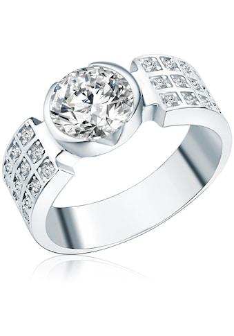 Rafaela Donata Silberring »A1382«, (1 tlg.), aus Sterling Silber kaufen