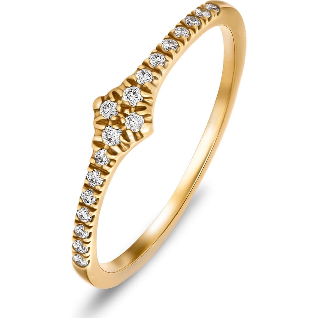 CHRIST Diamantring »32010435«