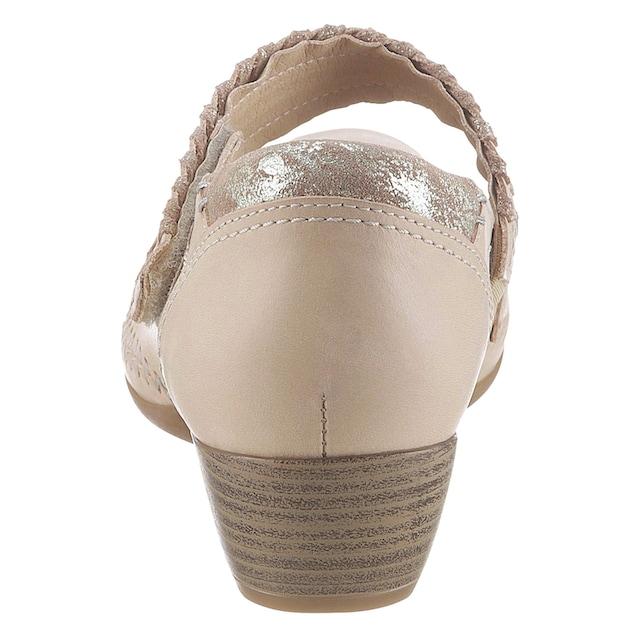 Airsoft Ballerina mit Wechselfußbett