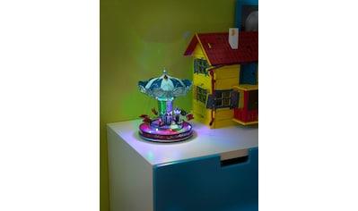 KONSTSMIDE LED-Dekofigur, LED Szenerie Karussell mit Animation und 8 klassischen... kaufen