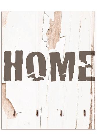 Artland Schlüsselbrett »Home« kaufen