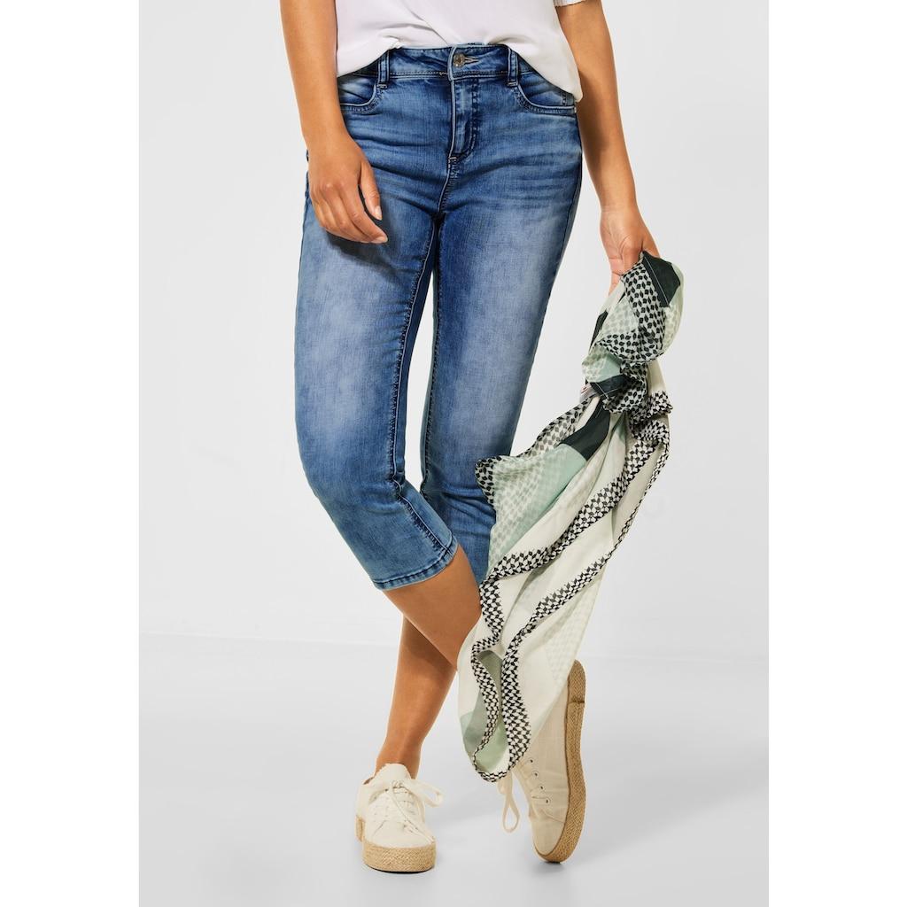 STREET ONE 3/4-Jeans, in 3/4-Länge