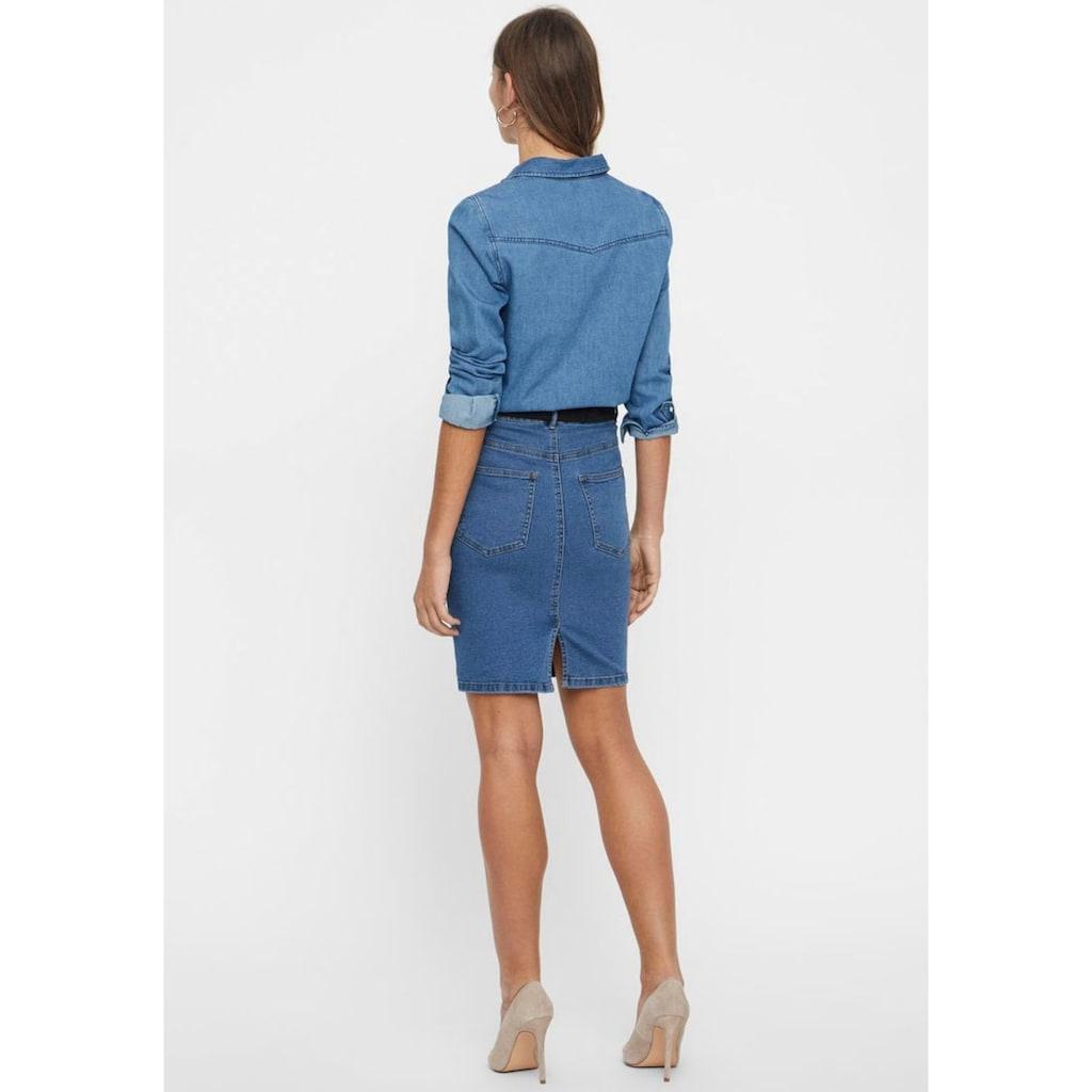Vero Moda Jeansrock »VMHOT NINE«