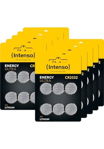 Intenso Batterie »ENERGY ULTRA CR2032«, (60 St.) kaufen