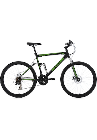 KS Cycling Mountainbike »Triptychon«, 21 Gang, Shimano, Tourney Schaltwerk, Kettenschaltung kaufen