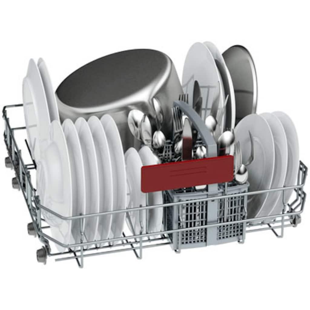 NEFF vollintegrierbarer Geschirrspüler »S155HTX15E«, N 50, S155HTX15E, 12 Maßgedecke