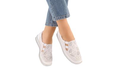 Rieker Slipper mit seitlichen Gummizügen kaufen