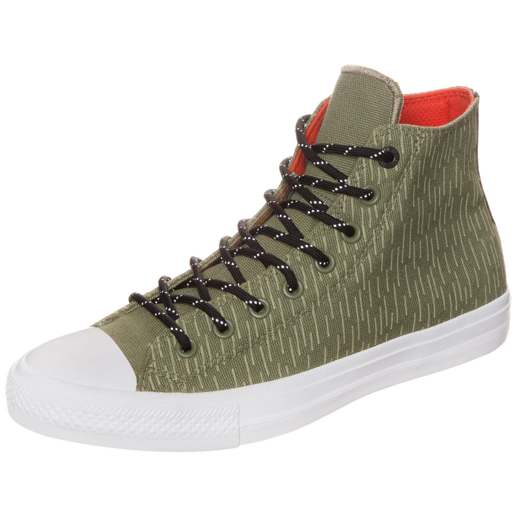 Converse Sneaker Chuck Taylor All Star Ii Shield Canvas | Schuhe > Sneaker > Sneaker low | Grün | Converse