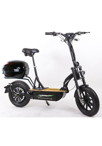 "Didi THURAU Edition E-Scooter »Elektroroller ""Eco-Tourer Speed"" 45 km/h Safety Plus«, mit STVZO-Zulassung kaufen"