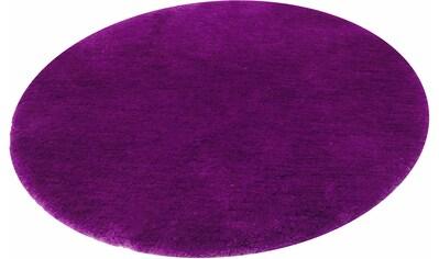 Festival Kinderteppich »Shaggy Kids«, rund, 20 mm Höhe, Besonders weich durch Microfaser kaufen