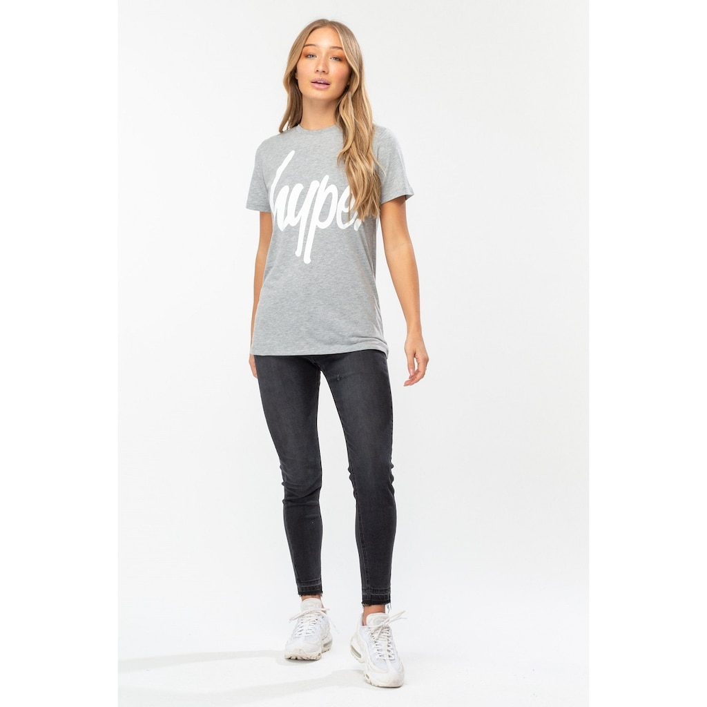 Hype T-Shirt »Damen mit Logo«