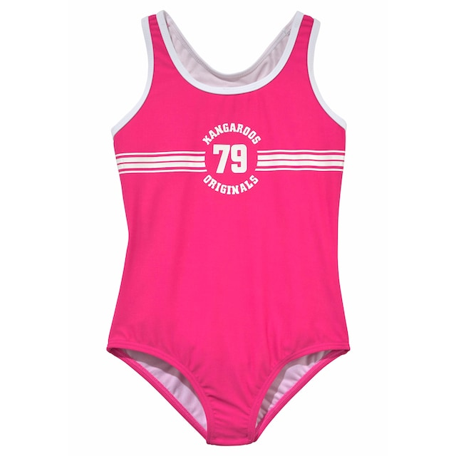 KangaROOS Badeanzug »Sporty«