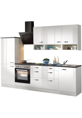 OPTIFIT Küchenzeile »Lagos«, mit E-Geräten, Breite 270 cm kaufen