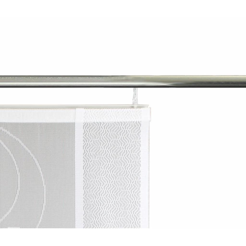 VHG Schiebegardine »Aura«, Bogenabschluss