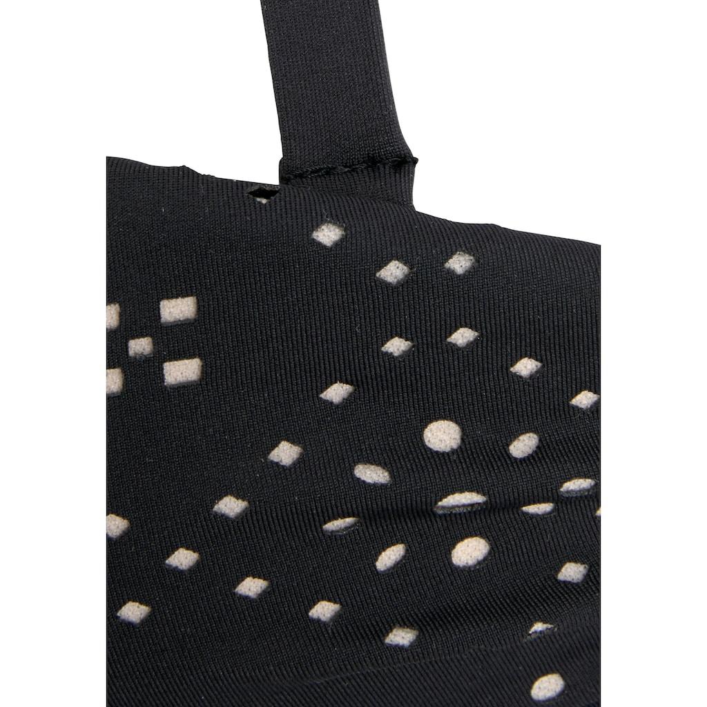 Sunseeker Bügel-Bandeau-Bikini-Top »Femme«, mit Cut Outs