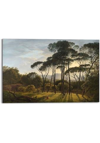 Reinders! Wandbild »Wandbild Italienische Landschaft Alte Meister - Hendrik Voogd -... kaufen