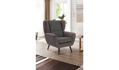 Home affaire Sessel »Forli«, auch in NaturLEDER® kaufen