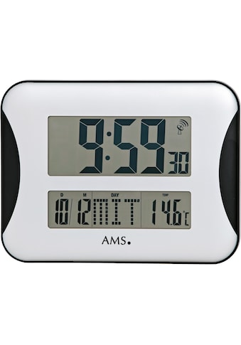 AMS Funkwanduhr »F5894«, mit Alarm kaufen