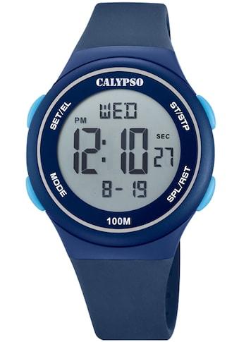 CALYPSO WATCHES Digitaluhr »Color Splash, K5804/2« kaufen