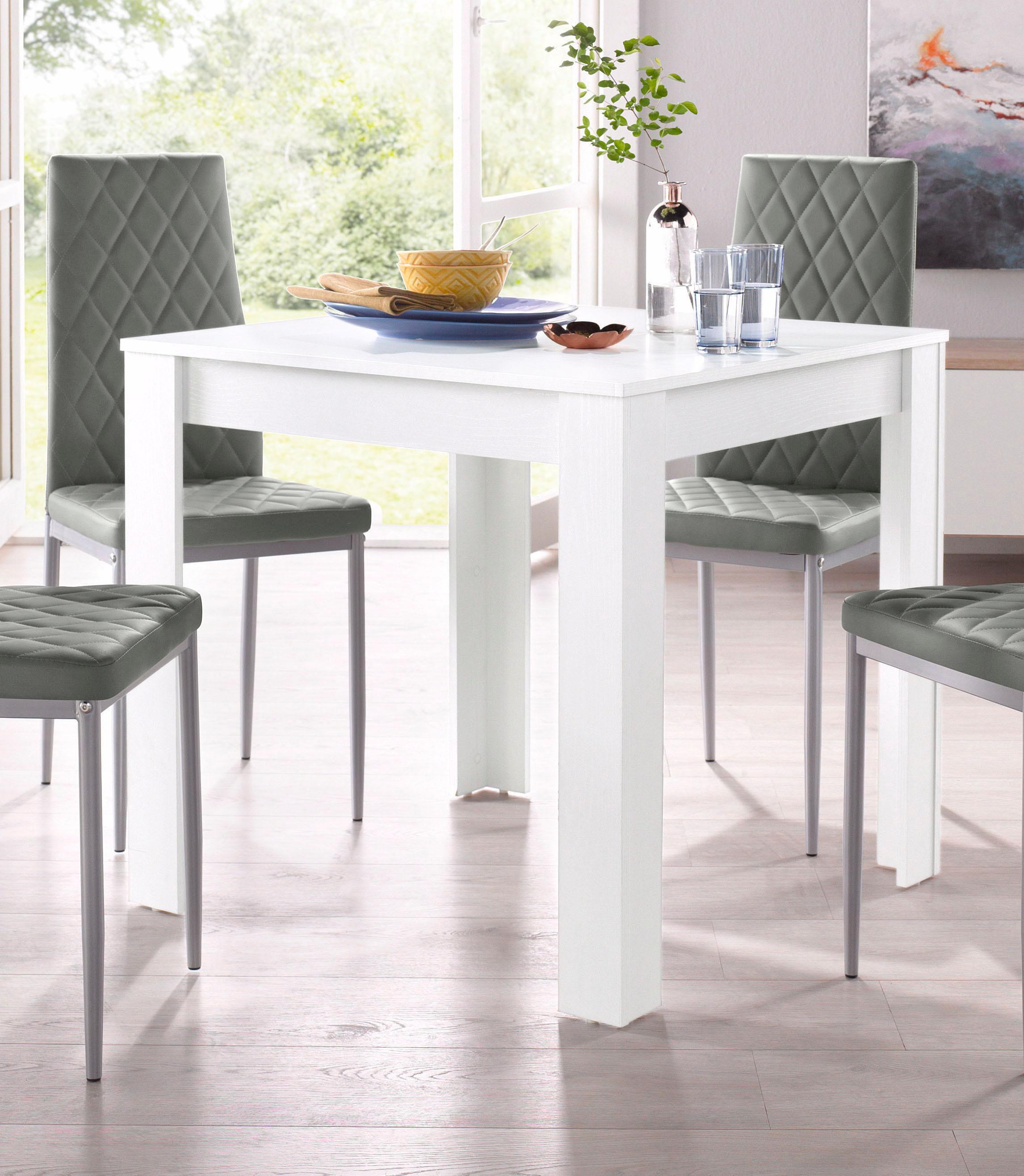 Esstisch Wohnen/Möbel/Tische/Esstische/Esstische quadratisch