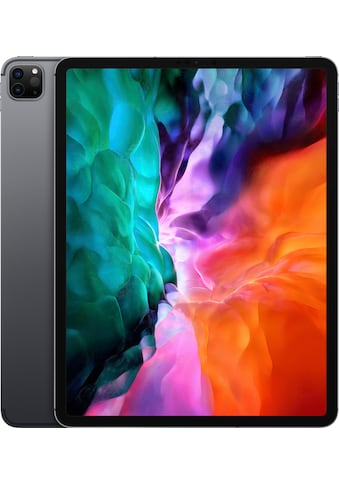 Apple Tablet »iPad Pro 12.9 (2020) - 512 GB Cellular«, Kompatibel mit Apple Pencil 2 kaufen
