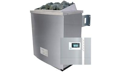 KARIBU Saunaofen »4,5 kW«, inkl. ext. Steuerung »Premium« und 18 kg Saunasteine kaufen