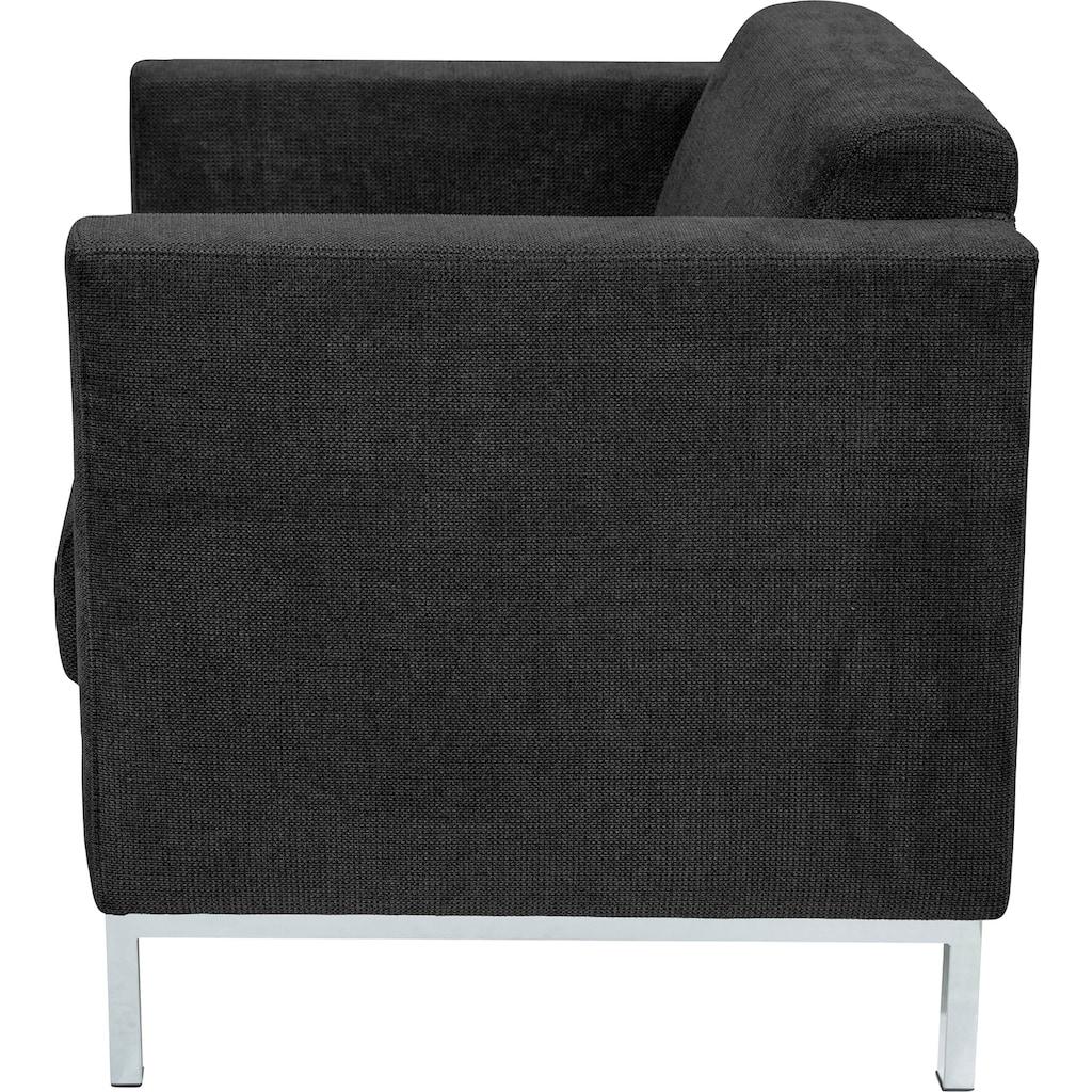 ADA trendline Sessel »Lucas«, aus angenehm weichem Bezugsstoff